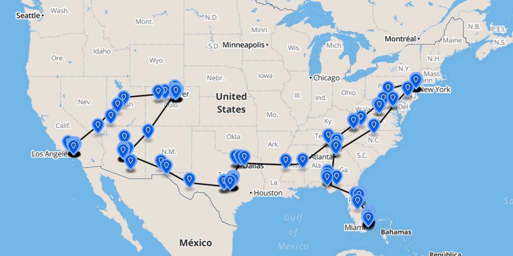 centenaro route