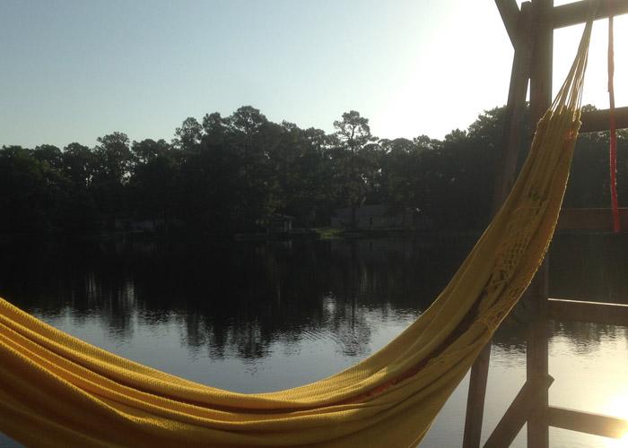 hammock platform