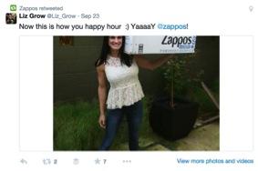 Zappos Social Care