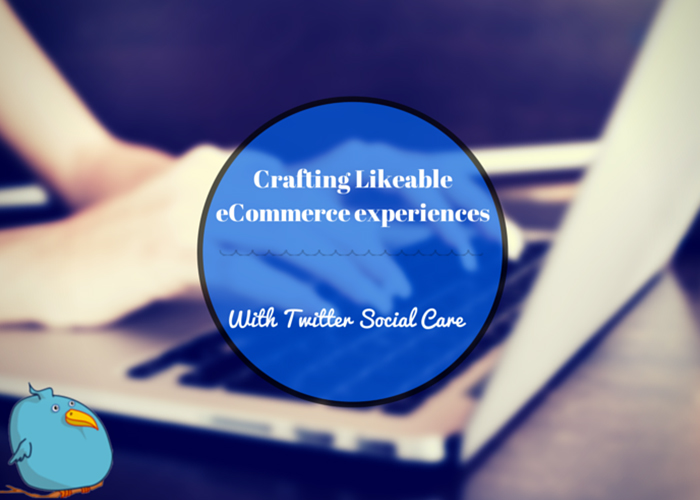 eCommerce Twitter Social Care