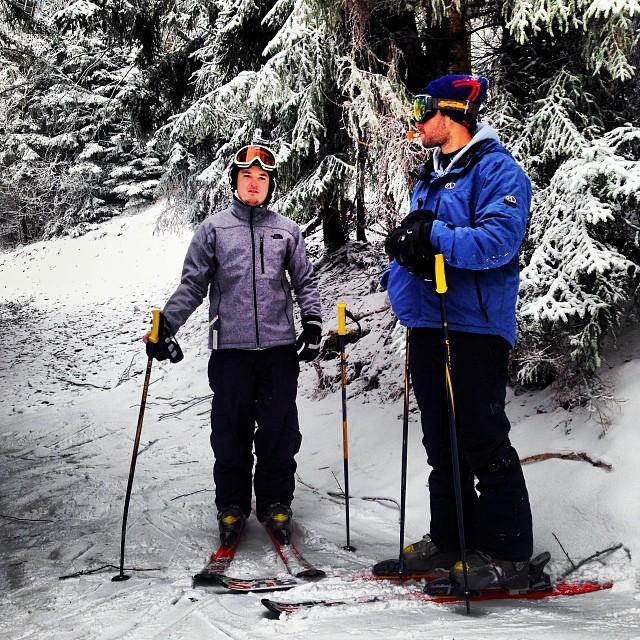 snowboarding-snowshoe-mountain