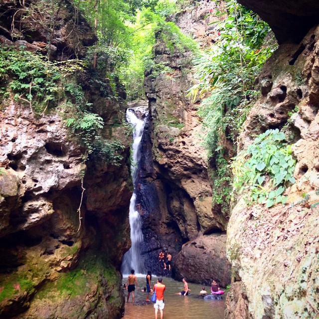 Moh Pang Waterfall น้ำตกหมอแปง