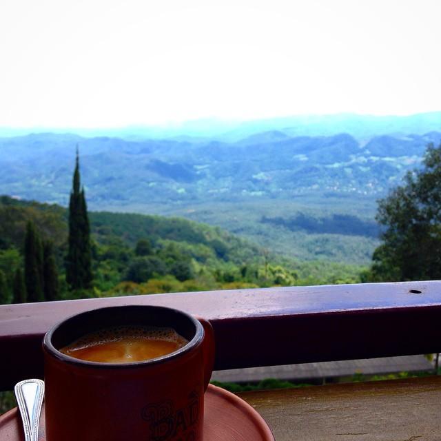 Mountain Coffee #DoiSuthep