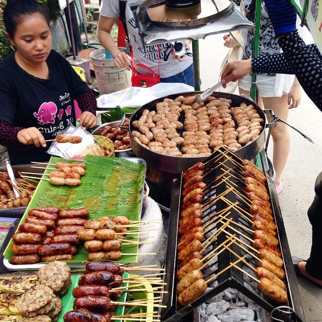 chaing mai food