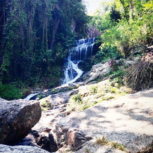 chasin waterfalls