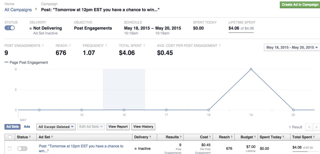 facebook ecommerce conversions