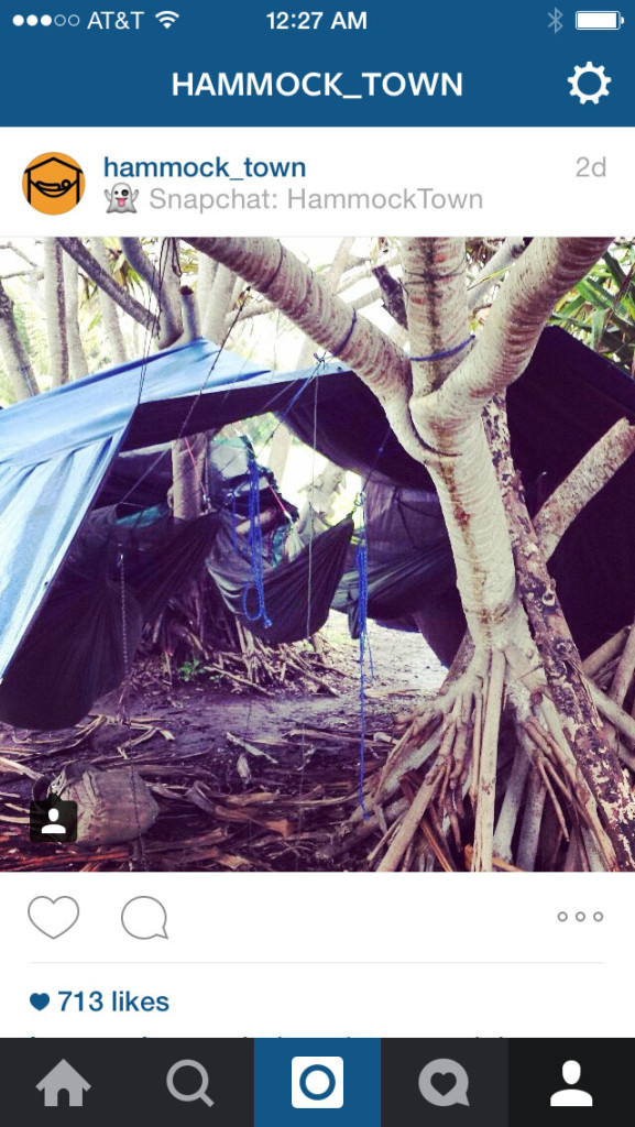 hammock instagram