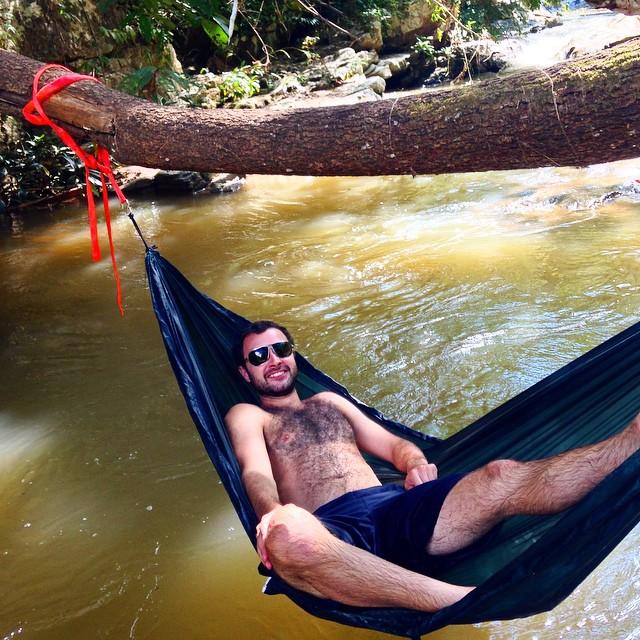 hammock time luiz