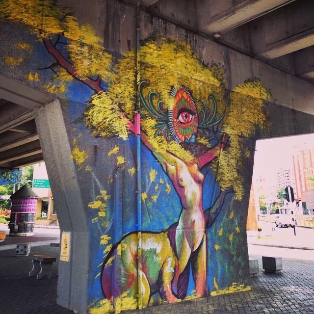 Latin Street Art